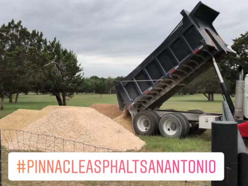 gravel installation san antonio tx